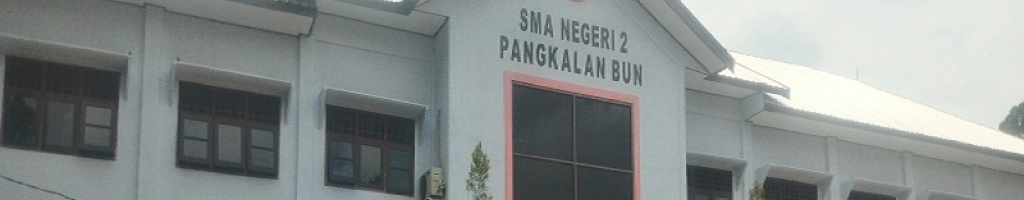 Website SMAN 2 Pangkalan Bun